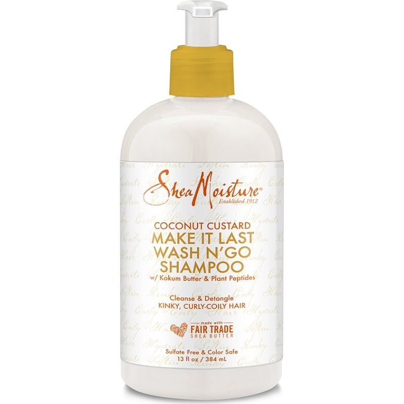 Coconut Custard Make It Last Wash N'Go Shampoo - 384 ml