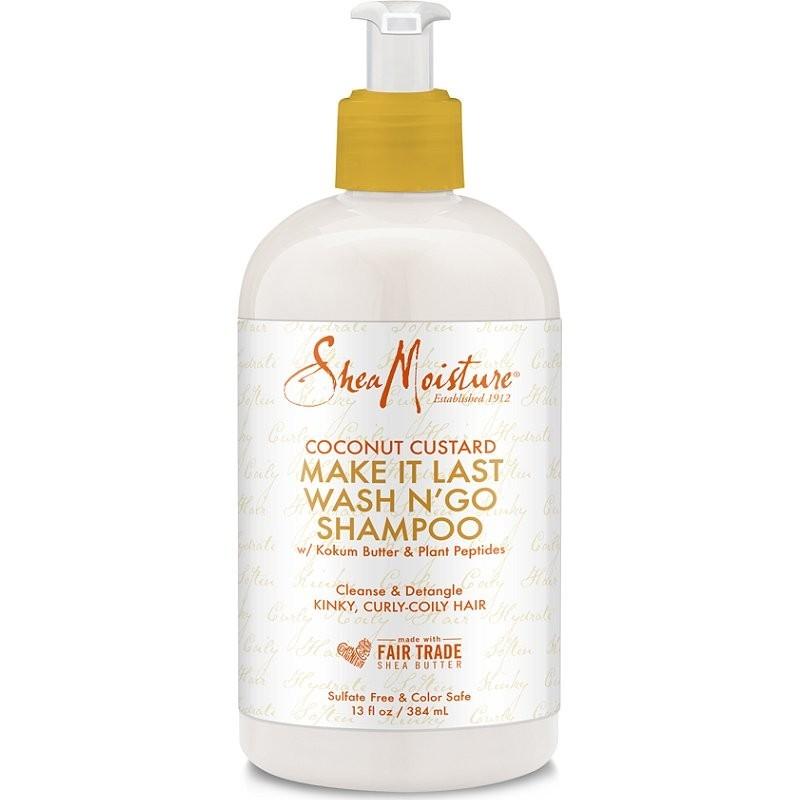 Coconut Custard Make It Last Wash N'Go Shampoo - 577 ml