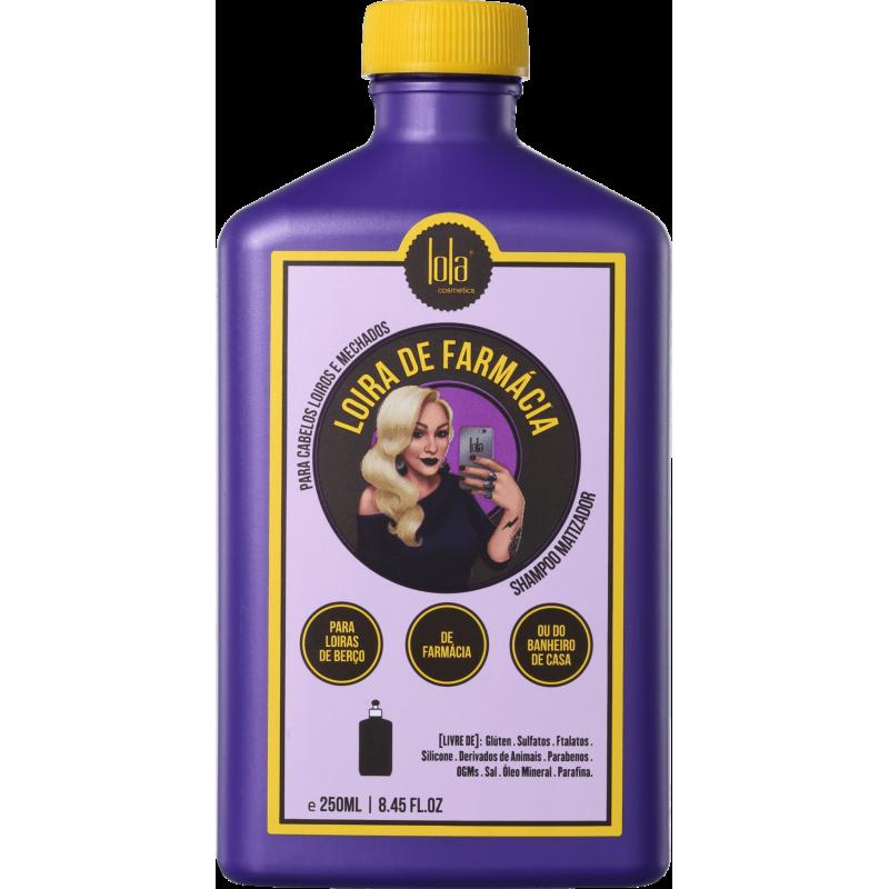 Blond Hair - Blue Shampoo
