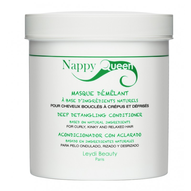 Nappy Queen Deep Conditioner with Vegetable Keratin