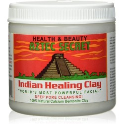 Pure Argile Bentonite - Aztec Secret Healing Clay - 453 gr