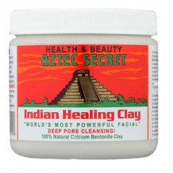 Pure Bentonite - Aztec Secret Healing Clay - 1lb