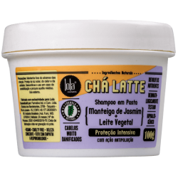Cha Latte - Paste Shampoo with Jasmin and Coconut Milk