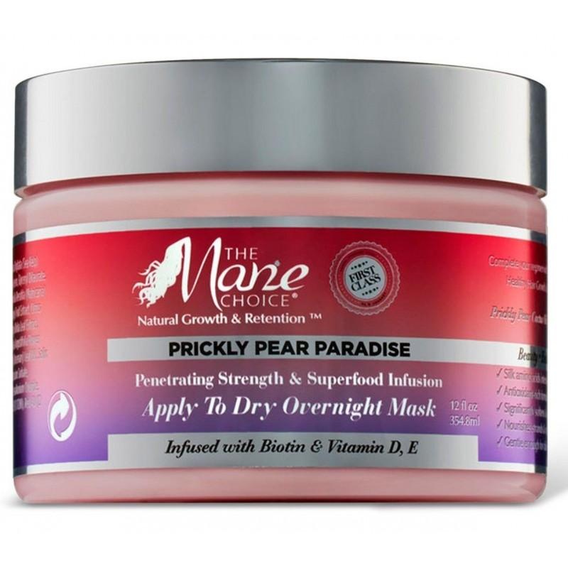 Prickly Pear Paradise Traitement de Nuit -The Mane choice