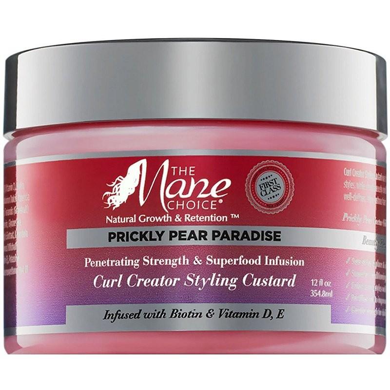 Prickly Pear Paradise Curl Creator Custard - The Mane choice