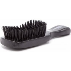 Hard Curved Club Boar Bristle Brush