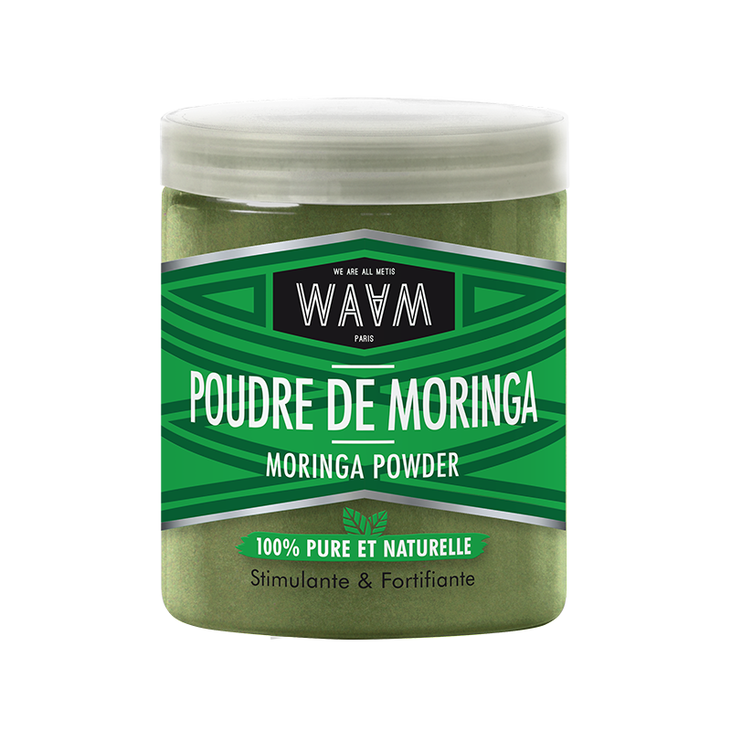 WAAM - Moringa Powder - 100gr