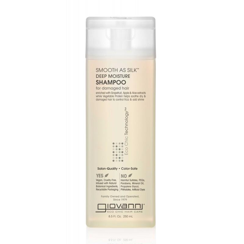 Shampoing Hydratant Intense - Smooth As Silk Shampoo
