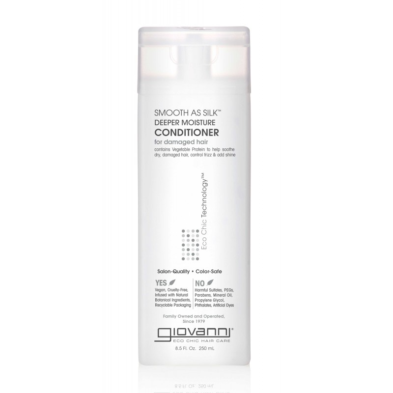 Après-shampoing Hydratant Intense - Smooth As Silk Conditioner