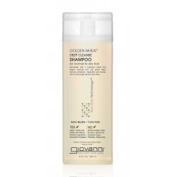 Golden Wheat Deep Cleanse Shampoo