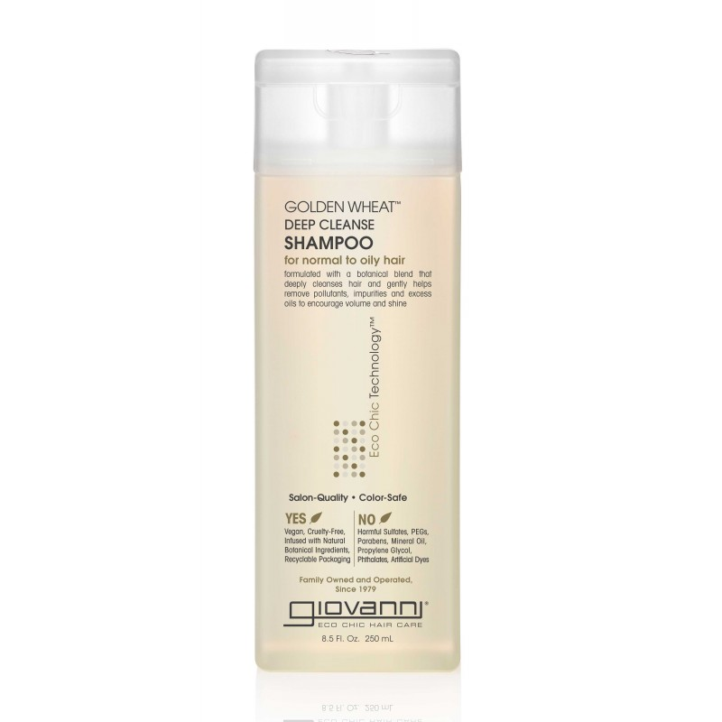 Golden Wheat Deep Cleanse Shampoo