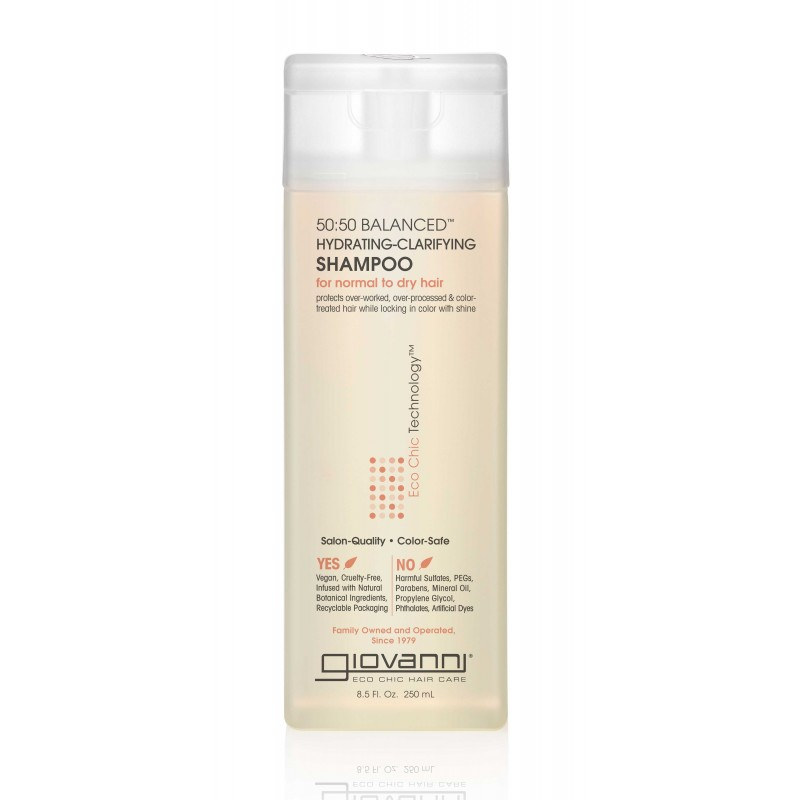 Giovanni 50:50 Balanced Hydrating-Clarifying Shampoo