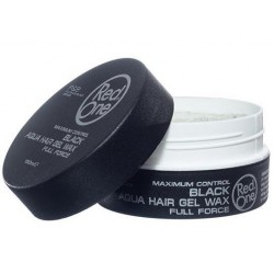 Red One - Full Force - Aqua Hair Gel Wax Black