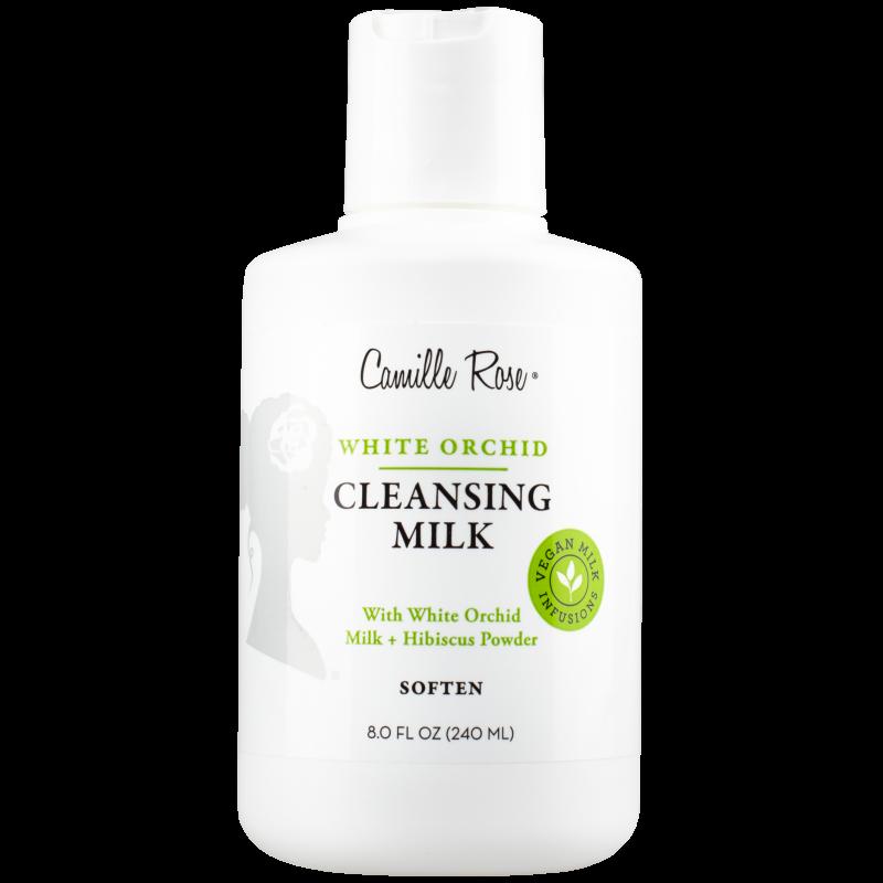 Lait Lavant Hydratant - Orchidée et Hibiscus - Soften Cleansing Milk