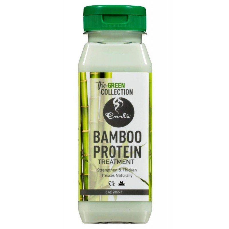 Bamboo Protein Treatment - Traitement protéiné Sans Rinçage 236ml