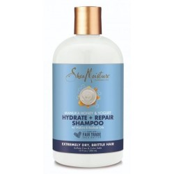 Manuka Honey & Yogurt - Shampoing Protéiné Réparateur - 384 ml