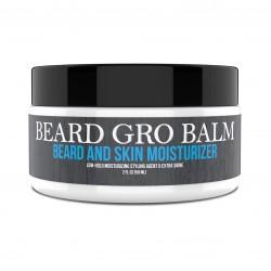 Baume Hydratant Activateur de Pousse pour Barbe - Gro Balm