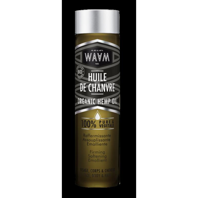 WAAM - Chanvre Seed Oil