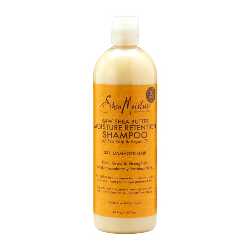 Raw Shea Butter Moisture Retention Shampoo Deluxe Size - 577ml