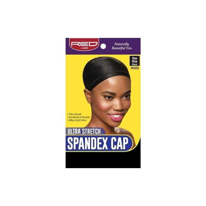 Ultra Strech Spandex Cap - Texture Satinée