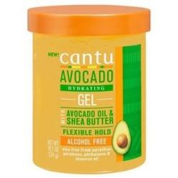 Cantu Avocado - Gel Hydratant Activateur de Boucles