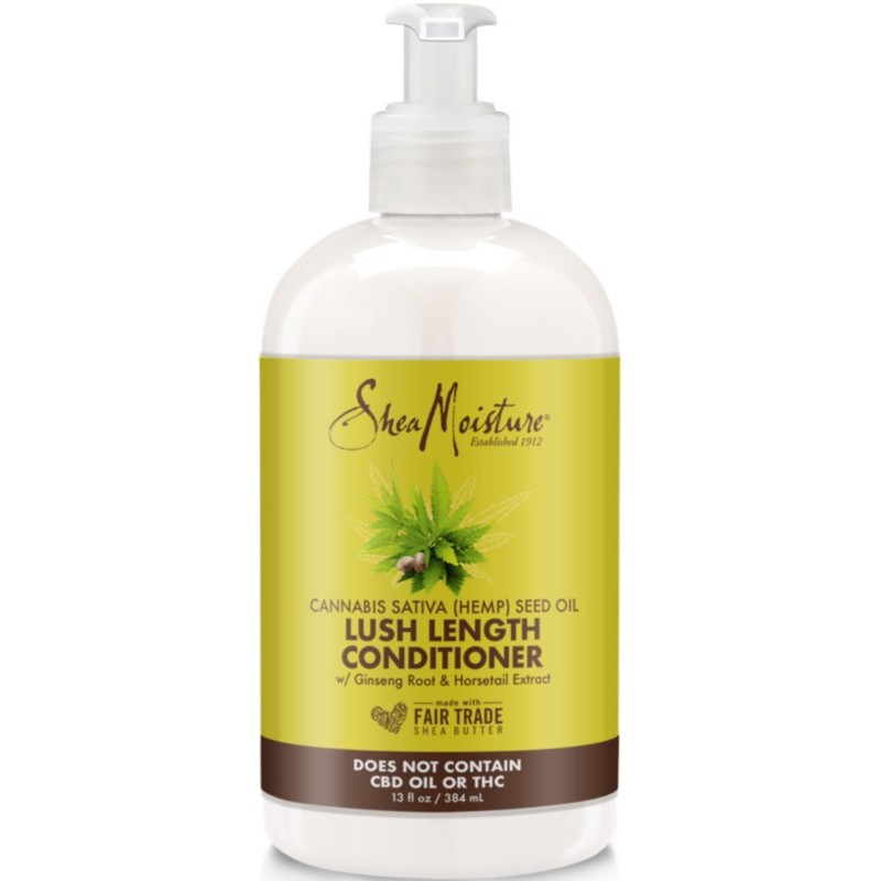 Lush Length Conditioner - Cannabis Sativa Seed Oil - Shea Moisture