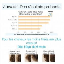 Zawadi - My Crazy Hair Detangling - Baby & Up