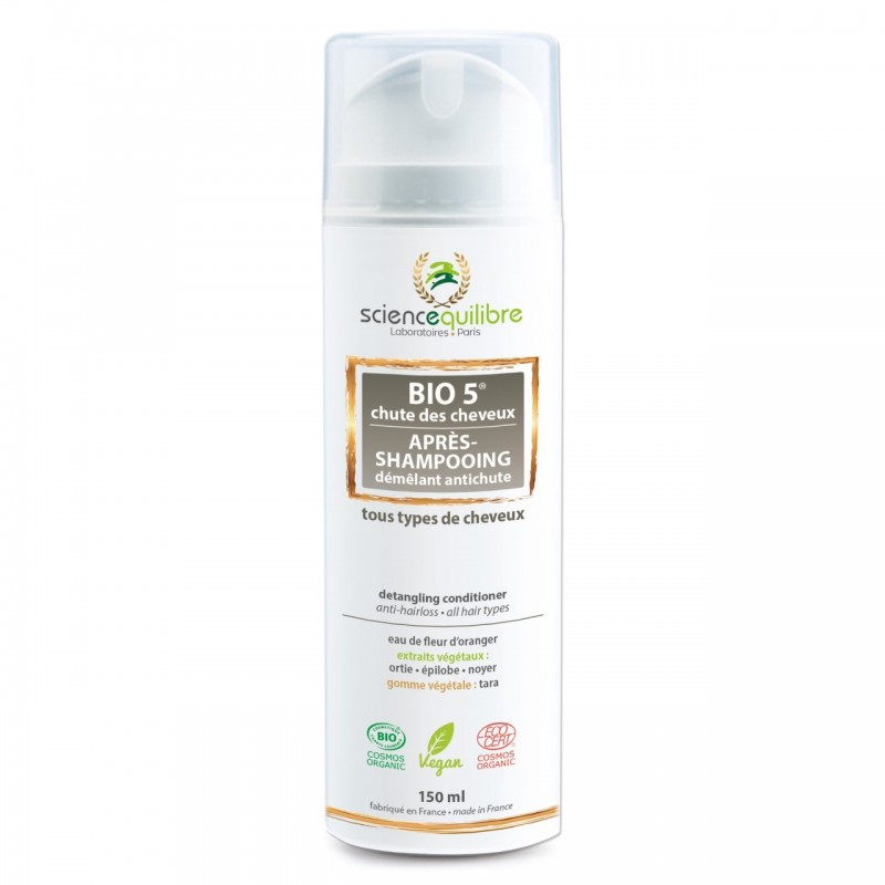 Organic Volumizing Conditioner - Bio 5 - Hair Loss Treatment - 150ml