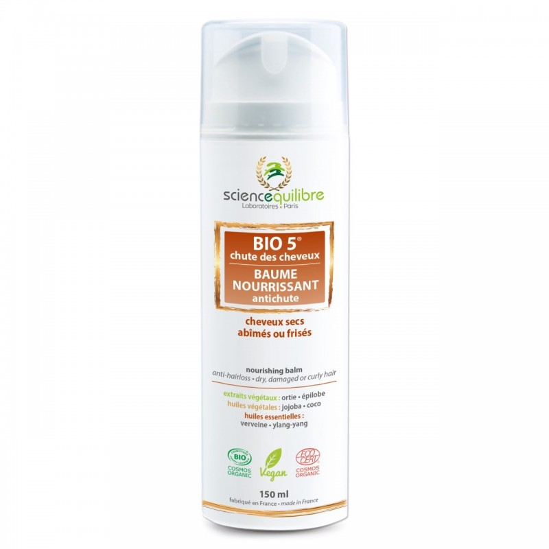 Organic Hydrating Balm - Bio 5 - Hair Loss Treatment - 150ml