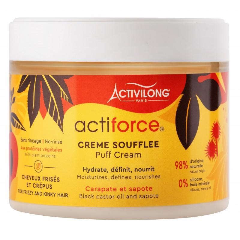 Crème soufflée - Puff Cream - ActiForce