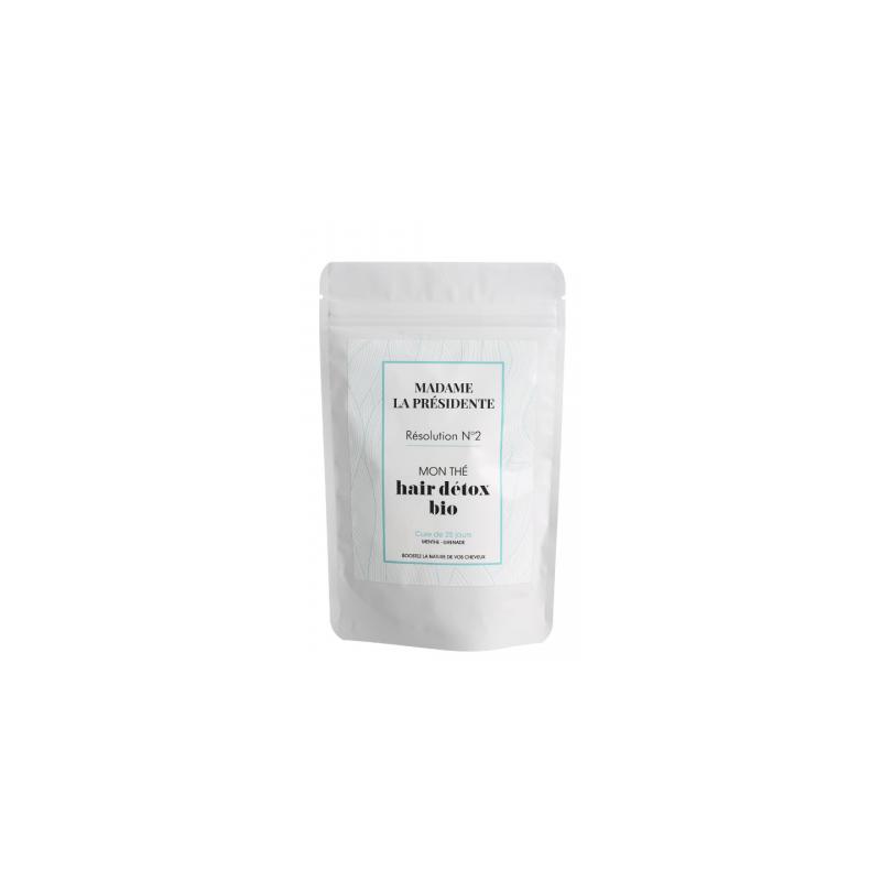 RÉSOLUTION N°2 - Organic Detox Tea - 25 Days Cure