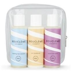 Travel Kit Bouclème - Ondulés/Bouclés
