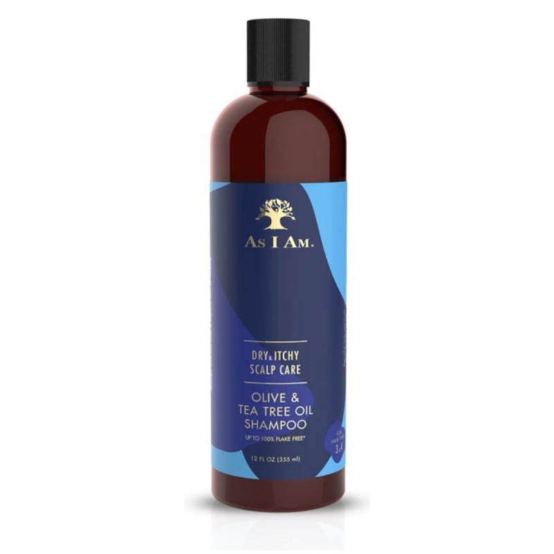 Dry & Itchy - Scalp Care Shampoo - As I Am