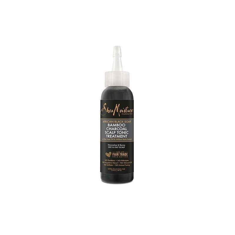 Traitement Antipelliculaire du Cuir Chevelu - Bamboo Charcoal - 59ml