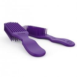Felicia Leatherwood's Detangler Brush Purple