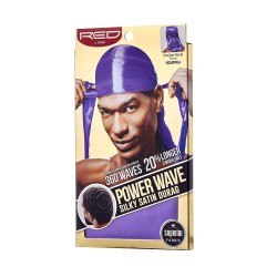 Durag - Power Wave 360° - Satin Violet
