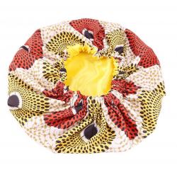 Bonnet en Satin JUMBO - AFRO KURLY - XL - Sunny