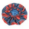 Bonnet en Satin JUMBO - AFRO KURLY - XL - Hibiskiss