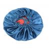 Jumbo Satin Lined Bonnet - AFRO KURLY - XL - Hibiskiss