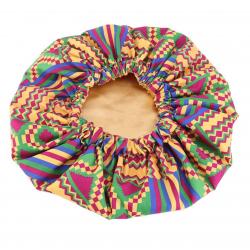Bonnet en Satin JUMBO - AFRO KURLY - XL - Melanin