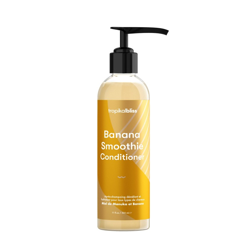 Tropikal Bliss - Banana Smoothie Conditioner