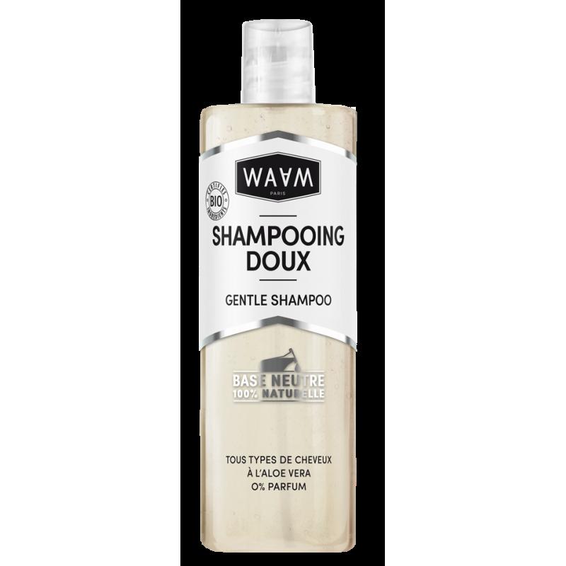 Shampoo 100% natural - Sulfate free - 400ml