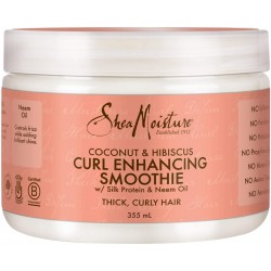 Shea Moisture - Curl Enhancing Smoothie Activateur de Boucles