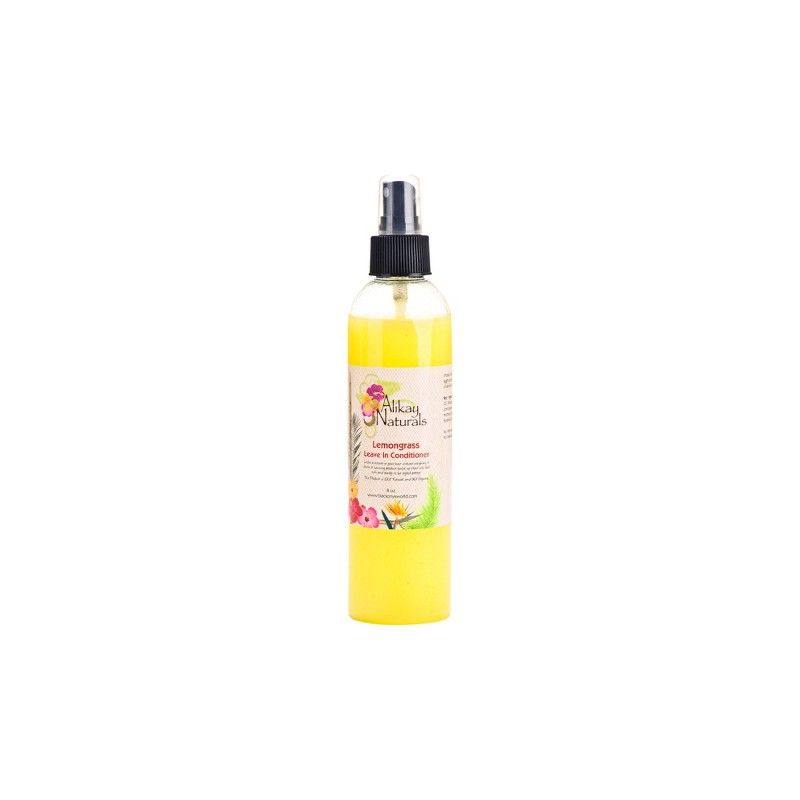 Alikay Naturals Apres-Shampoing Leave-in Lemongrass 236ml