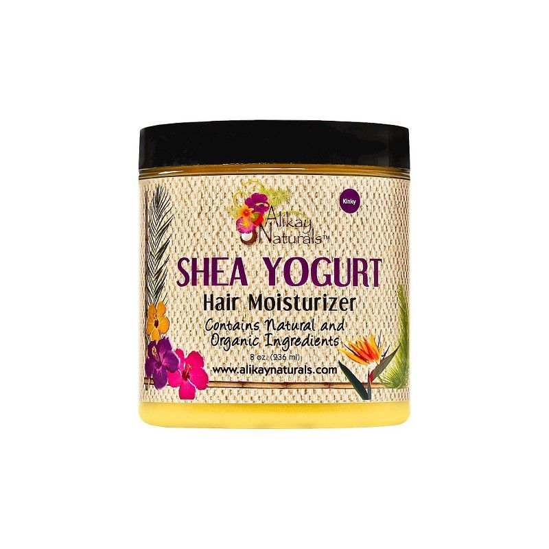 Alikay Naturals Beurre Scellant Shea Yogurt - 236ml