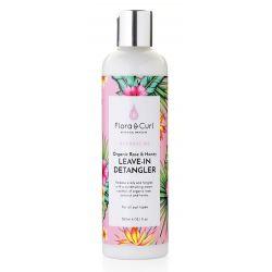 Organic Rose & Honey Milk Leave-in Conditioner Flora & Curl