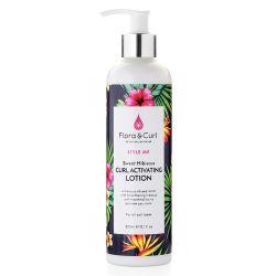 Sweet Hibiscus - Lotion activatrice de Boucles - Flora & Curl - 300ml
