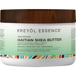 Haitian Shea Butter Castor oil - 118ml