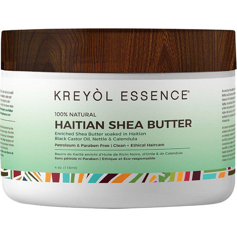 Kreyol Essence Beurre de Karité Haitien - 118ml