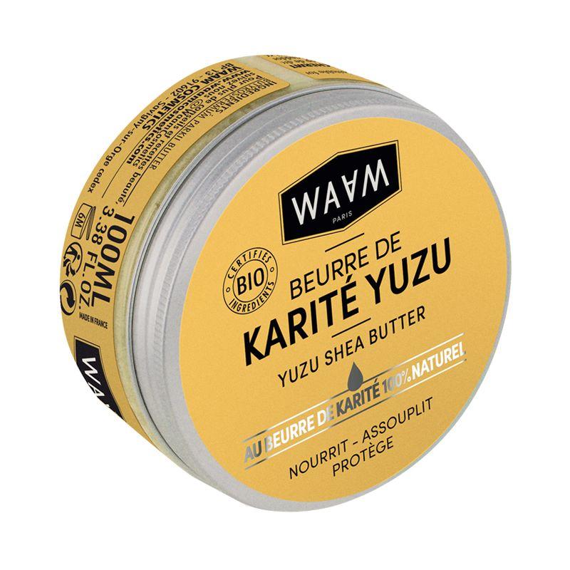 WAAM - Beurre de Karité et Yuzu